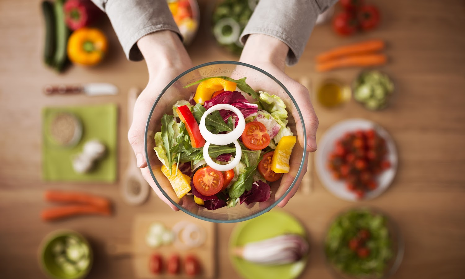 New report predicts the future of food consumption and packaging