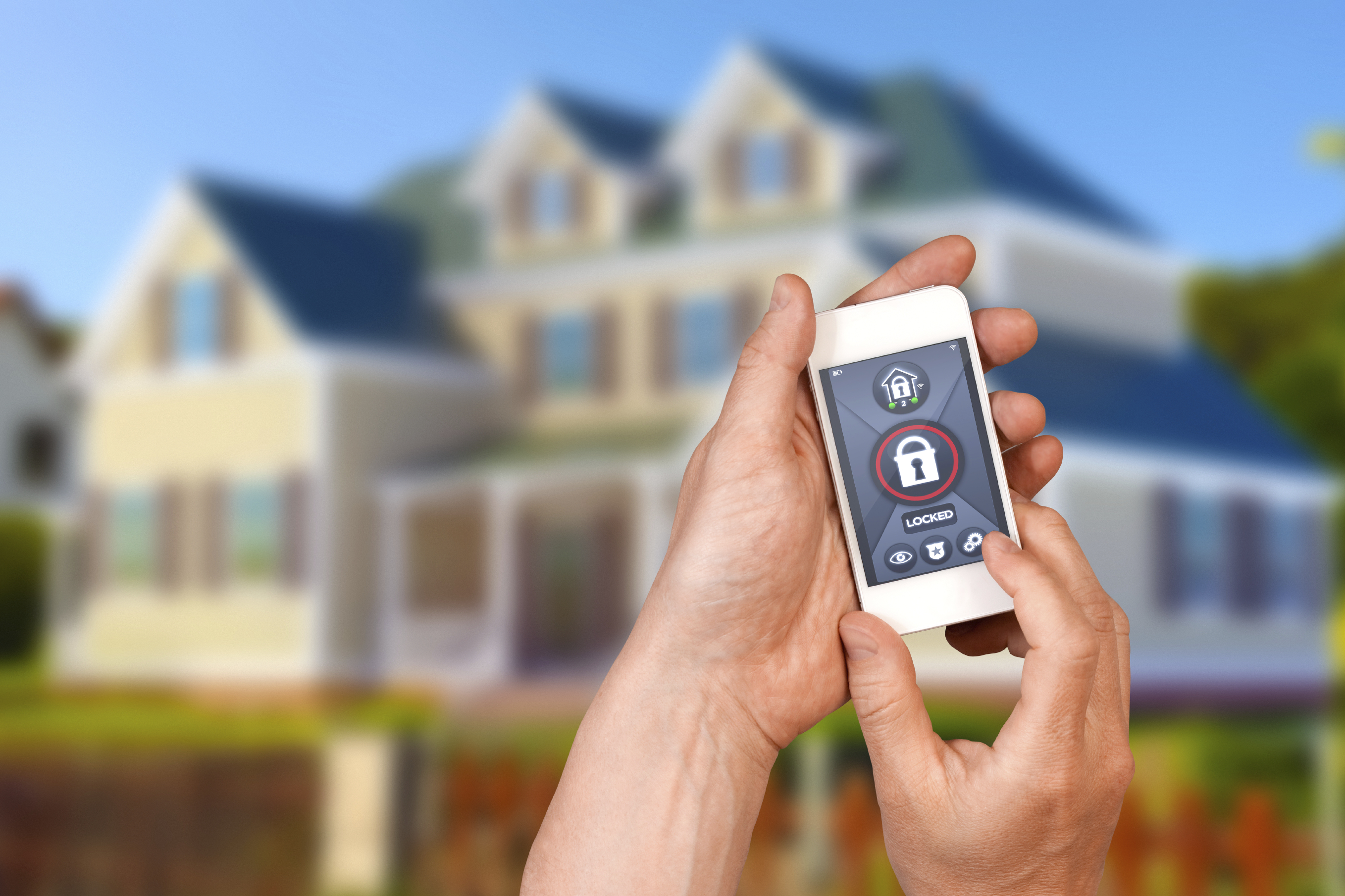 Home Security Solutions Market